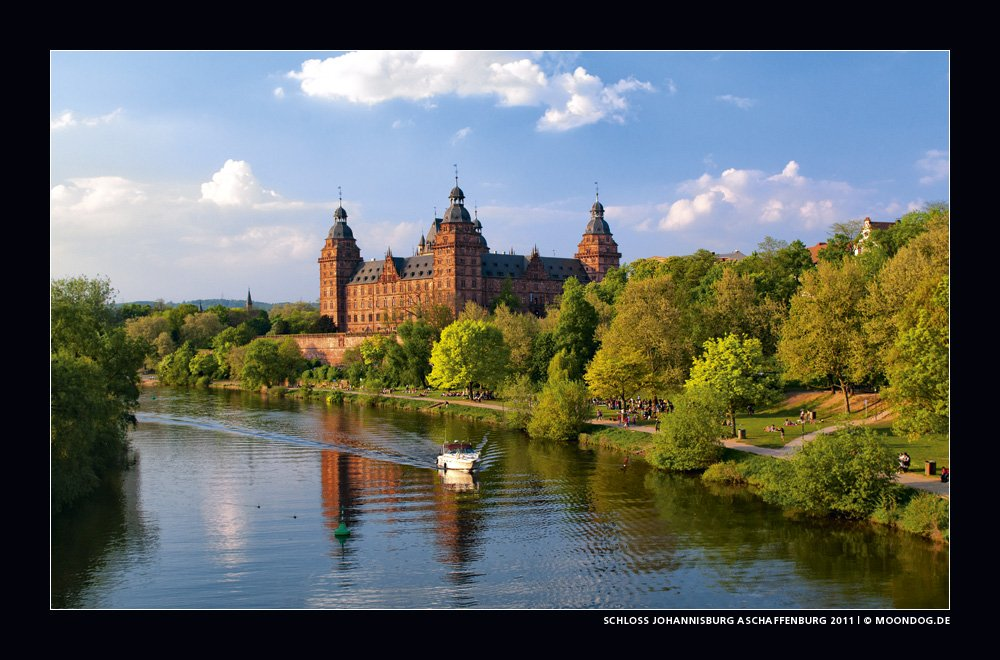 Schloss Johannisburg Aschaffenburg